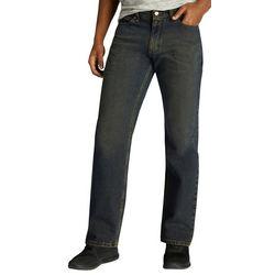 Lee Mens Regular Relaxed Straight Leg Jeans