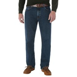 Wrangler Mens Big & Tall Regular Fit Jeans