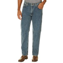 Wrangler Mens Reserve Advanced Comfort Regular Fit Jeans