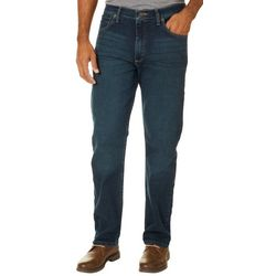 Wrangler Mens Premium Denim Regular Fit Jeans