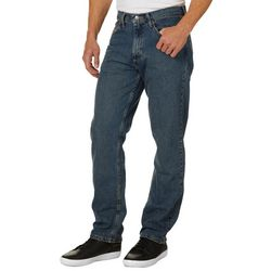 Wrangler Mens Denim Regular Fit Jeans