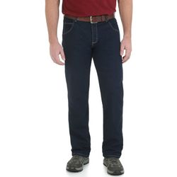 Wrangler Mens Big & Tall Rugged Wear Relaxed Jeans