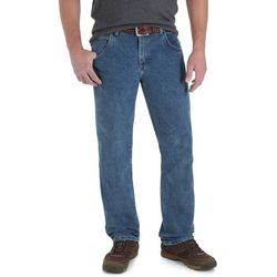 Wrangler Mens Big & Tall Rugged Straight Jeans