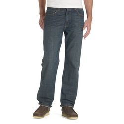 Levi's Mens 505 Regular Fit Jeans