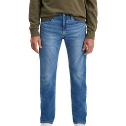 Levi's Mens 505 Regular Fit Denim Jeans