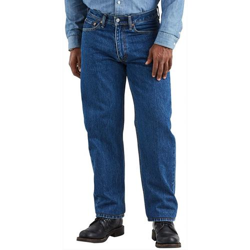 07613133fdd Levi s Mens 550 Relaxed Fit Jeans