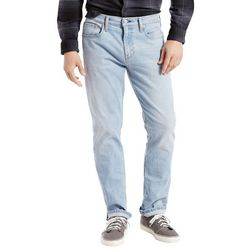 Levi's Mens 502 Regular Tapered Fit Denim Jeans