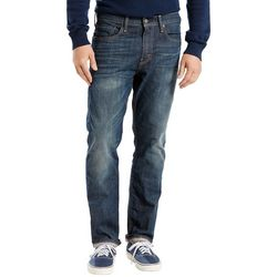Levi's Mens 502 Taper Regular Fit Denim Jeans