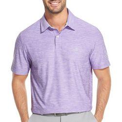 IZOD Golf Mens Swingflex Title Holder Performance Polo Shirt