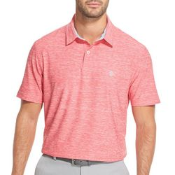 IZOD Golf Mens Swingflex Title Holder Performance Polo Shirt