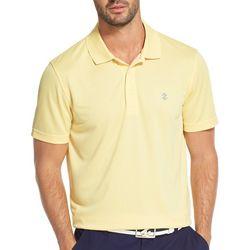 IZOD Golf Mens Champion Performance Grid Polo Shirt