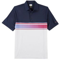 Greg Norman Collection Mens Play Dry Equinox Polo Shirt