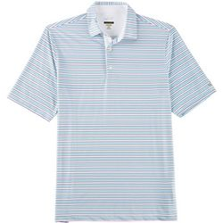 Greg Norman Collection Mens Island Breeze Fineline Shirt