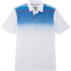 Greg Norman Collection Mens Performance Ombre Polo Shirt