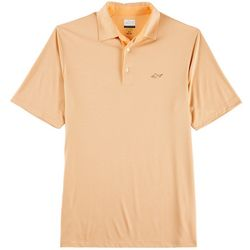 Greg Norman Collection Mens Fineline Stripe Polo Shirt