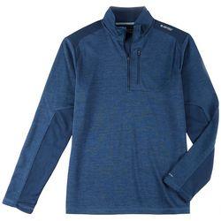 Hi-Tec Mens Pederson Quarter Zip Pullover