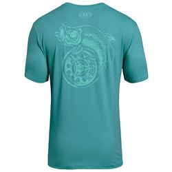 Under Armour Mens Tarpon Reel T-Shirt