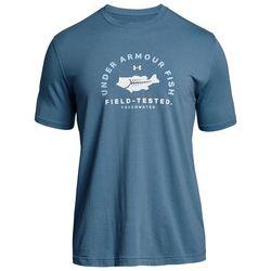 Under Armour Mens Bass Field-Tested T-Shirt