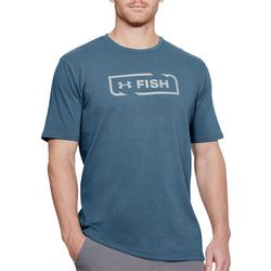 Under Armour Mens Fish Icon Sport T-Shirt