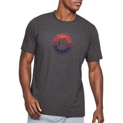 Under Armour Mens Freedom Circle T-Shirt