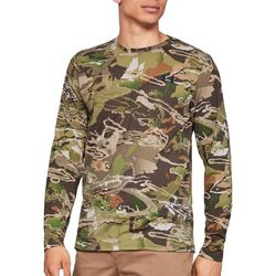 Under Armour Mens Forrest Camo Long Sleeve T-Shirt