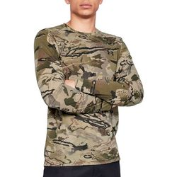 Under Armour Mens Barren Camo Long Sleeve T-Shirt