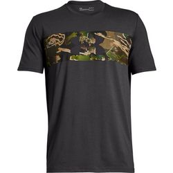 Under Armour Mens Banded Camo Logo T-Shirt