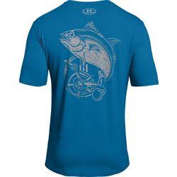 Under Armour Mens Tuna Reel T-Shirt