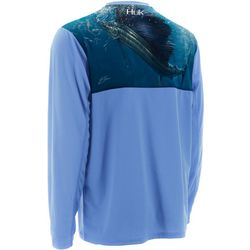 Huk Mens KC Scott Rising Sail Long Sleeve T-Shirt