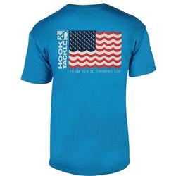 Hook and Tackle Mens Sea to Shining Sea T-Shirt