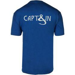 Hook and Tackle Mens Cap & Hook T-Shirt
