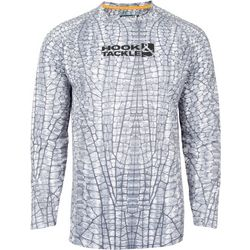 Hook and Tackle Mens Hydraskin Wicked Dry & Cool T-Shirt