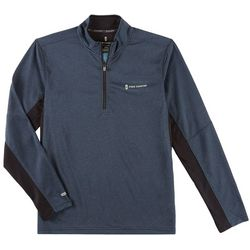 Free Country Mens Active Quarter Zip Shirt