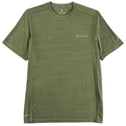 Free Country Mens Baselayer Crew T-Shirt