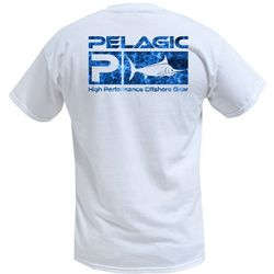 PELAGIC Mens Deluxe T-Shirt