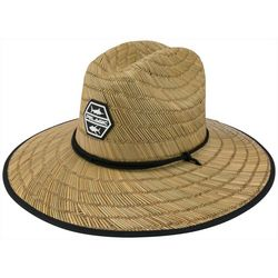 PELAGIC Mens Baja Camo Straw Hat
