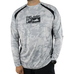 PELAGIC Mens VaporTek Ambush Sunshirt