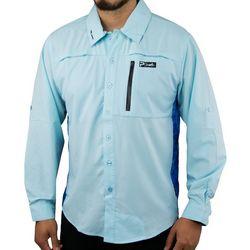 PELAGIC Mens Eclipse Guide Pro Series Long Sleeve Shirt