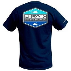 PELAGIC Mens Duo Premium Short Sleeve T-Shirt