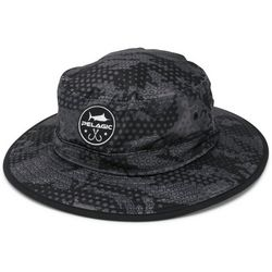 PELAGIC Mens Sunsetter Ambush Bucket Hat