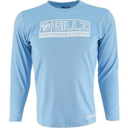 Gillz Mens Tournament Series CoolCore Long Sleeve T-Shirt