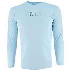 Gillz Mens Contender Series Tuna Long Sleeve T-Shirt