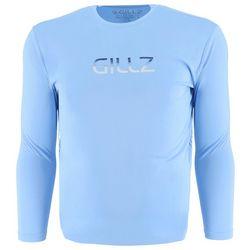 Gillz Mens Contender Series Fish Long Sleeve T-Shirt