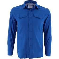 Gillz Mens Saltwater Long Sleeve Shirt