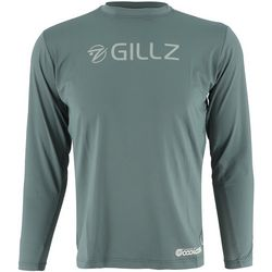 Gillz Mens CoolCore Tech Tournament Long Sleeve T-Shirt