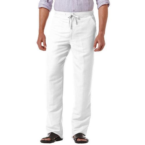 c54aeea2c6e2 Cubavera Mens Linen Blend Drawstring Pants | Bealls Florida