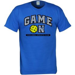 T-Shirt International Mens Game On Pickleball T-Shirt