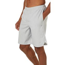 Etonic Solid Mesh Side Woven Shorts