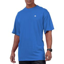 Champion Mens Big & Tall Jersey T-Shirt
