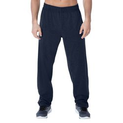 Fila Mens Solid Jersey Athletic Pants